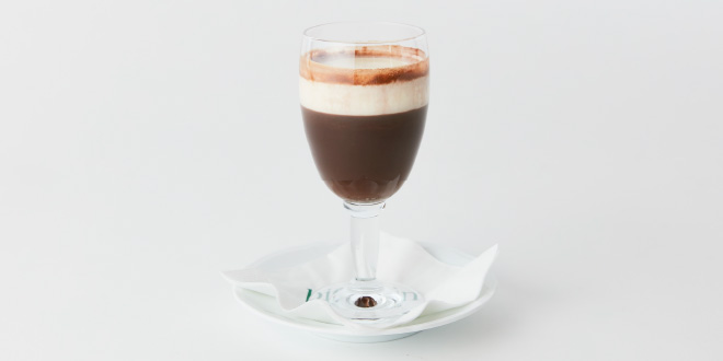 "Chocolate Drink ""Bicerin"""