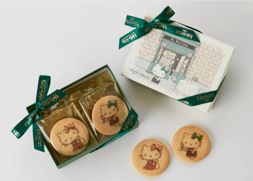 Bicerin × Hello Kittyコラボレーションクッキー